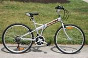 CRKT Hybrid Bicycle FOLDING BIKE